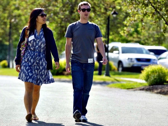 After Spending at Least $25M for Open Borders, Mark Zuckerberg Donates $25M to Combat Ebola