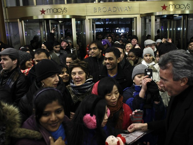 Macy's to Get a Jump on Christmas, Will Open at 6PM Thanksgiving