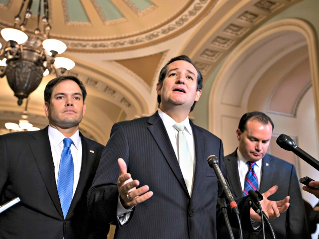 Cruz: We Don't Need Obama's Ebola Czar, We Need a President Who Will Lead