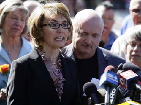 Democrat Gun Control Candidate Distances Herself from 'Aggressive' Gabby Giffords