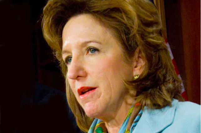 Tillis Targets Stimulus Vote, Calls Hagan '96 percent for Obama. 100 percent for herself'