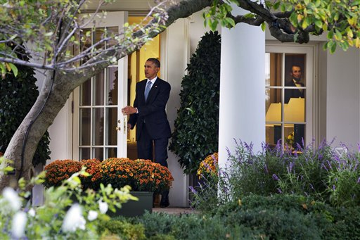 Obama Moves into Campaign Mode; Stops in Maryland, Illinois