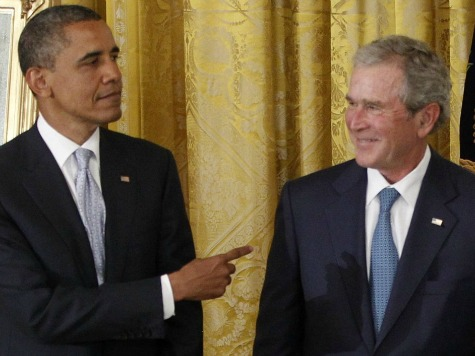 Politico Poll: George W. Bush Better Manager Than Barack Obama