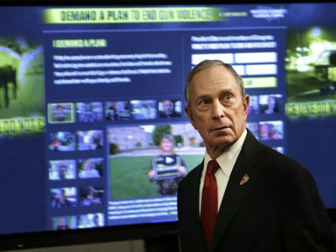 Bloomberg Injects $1.7 Million for Gun Control Governor in Connecticut Race