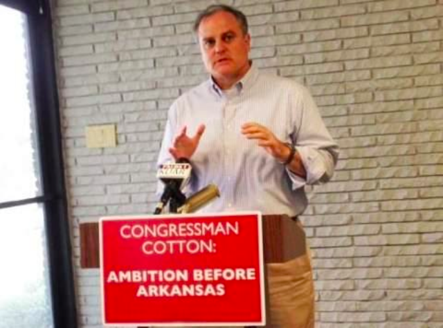 Mark Pryor's College Thesis Called Desegregation An 'Unwilling Invasion'