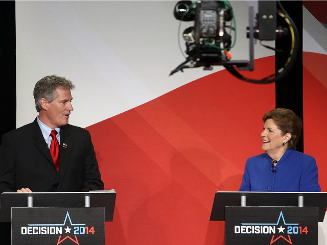 Scott Brown Nails Shaheen on Immigration: 'I Want to Fight for Jobs for New Hampshire' over Jobs for Illegal Aliens