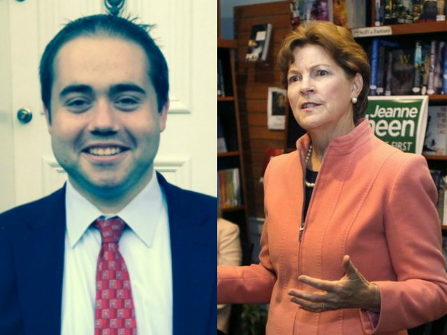 Daily Signal: Breitbart Reporter Covering N.H. Senate Race Ordered to Leave Democrat's Press Conference