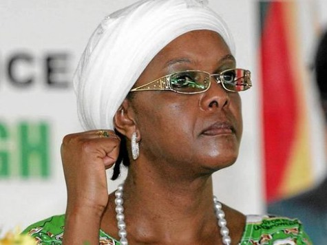 Zimbabwe: 'Gucci' Grace Mugabe Confirms Ambition to Succeed Dictator Husband