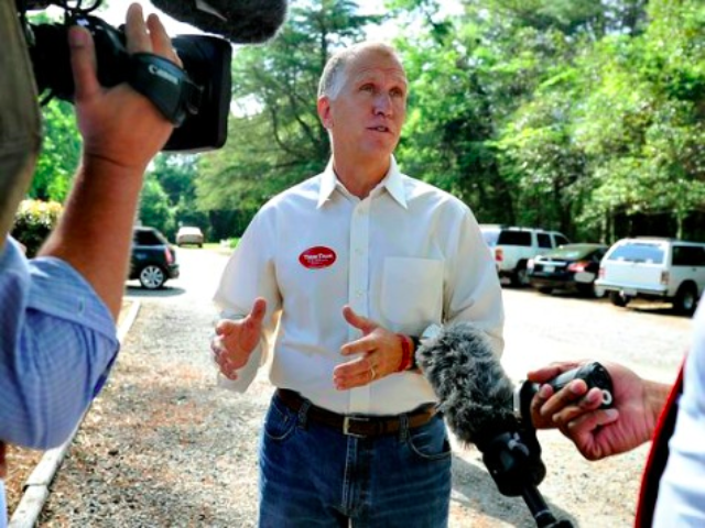 New Poll: Hagan and Tillis Tied in NC