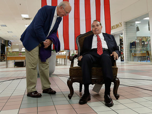 Bob Dole: I Want Mitt To Run In 2016