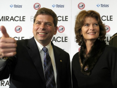 'No Longer Running' – Mark Begich Backs Down on Lisa Murkowski Ad
