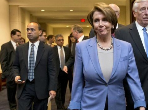 Pelosi, Gutierrez: Obama Should Give Temporary Amnesty to All Illegals