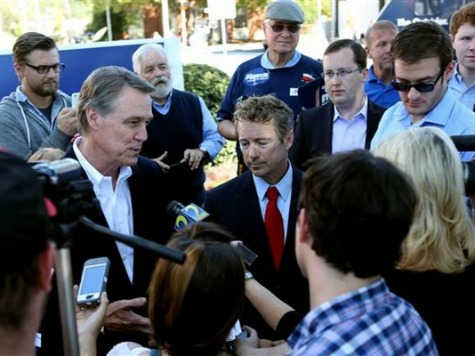 Exclusive – Rand Paul Leads the Way toward 2014 GOP Victory