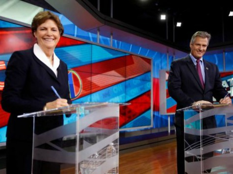 NH Senate Poll: Scott Brown and Jeanne Shaheen Locked in Dead Heat