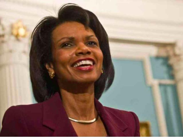 Condoleezza Rice Endorses Thom Tillis