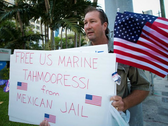 Mexico Judge Orders Immediate Release of Marine Andrew Tahmooressi