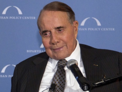 Bob Dole: 'Disappointed' Greg Orman Called Me a 'Clown'