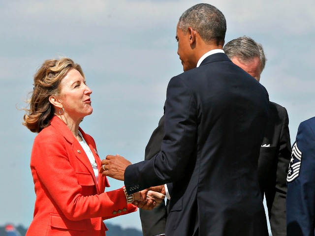 Obama Endorses Kay Hagan in Radio Ad