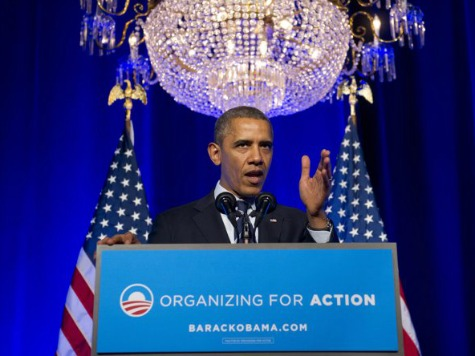'Organizing for Action' Discounts Obama Promotional Stuff