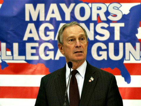 Bloomberg Wastes $50 Million on Anti-NRA Midterm Ads
