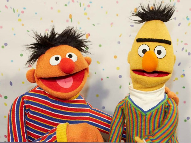 Bakery Ordered to Make Gay Bert and Ernie Wedding Cake or Face Court Case