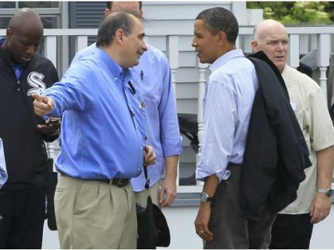 David Axelrod to Obama: 'Shelve' Executive Amnesty