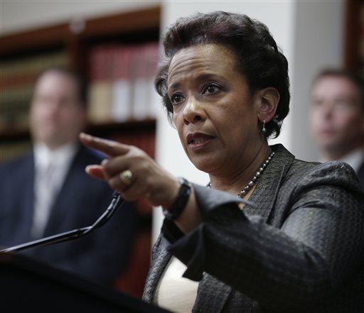 Obama Chooses NY Prosecutor Loretta Lynch as Attorney General