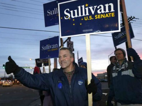 Sullivan Declared Alaska Senate Race Winner as Begich Refuses to Concede