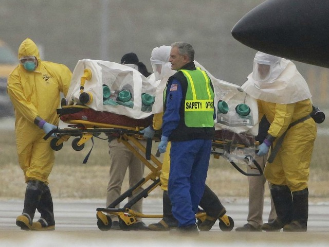 'Extremely Critical' Ebola Patient Arrives in Nebraska Hospital