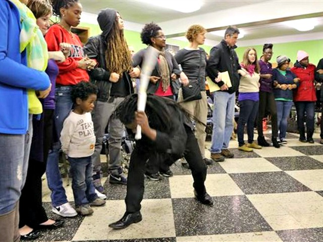 Organizers Train Newly Minted Protesters in St. Louis