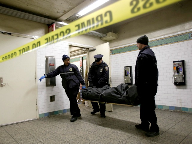 NYC Man, 61 Killed In Subway Shove