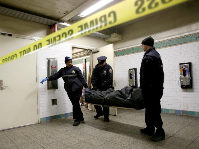NYC Man, 61 Killed In Subway Shove