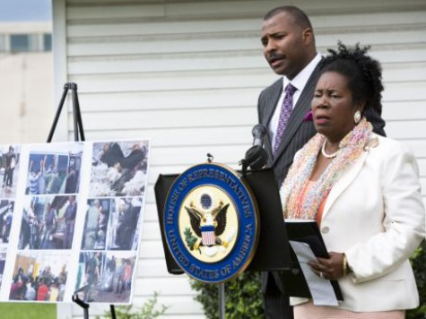 Sheila Jackson Lee: 'Selfish' for America to Deny Illegals Amnesty, Work Permits