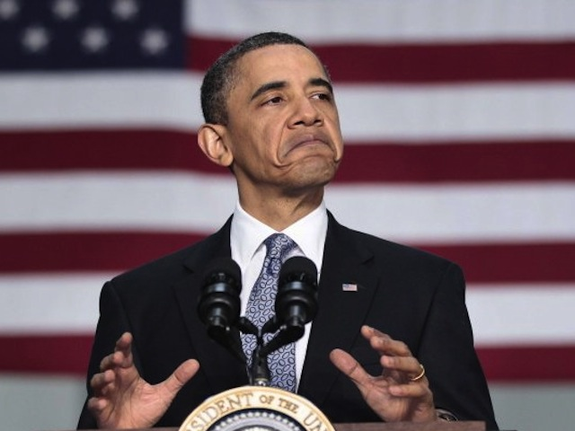 No Mention of 'Constitution' in Obama's Amnesty Speech