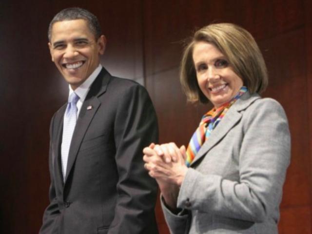 Nancy Pelosi: 'The Emancipation Proclamation Was an Executive Order'