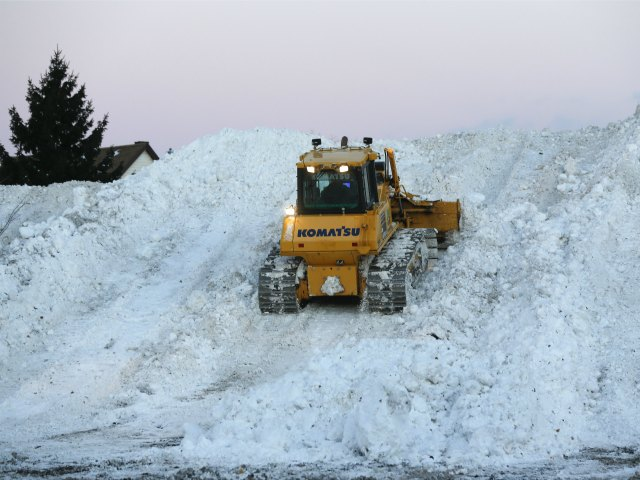 Buffalo Devastated by Snow, Threatened by Coming Floods