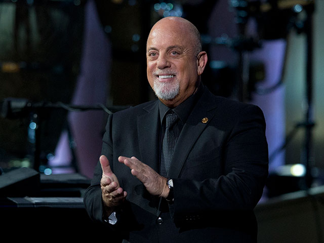 Report: Billy Joel Says He Recently Smoked With Obama At The White House