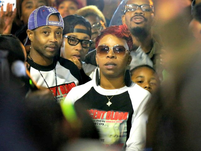 Michael Brown's Mother, Step Father Under Investigation for Violent Confrontation Over 'Justice for Mike Brown' Merchandise