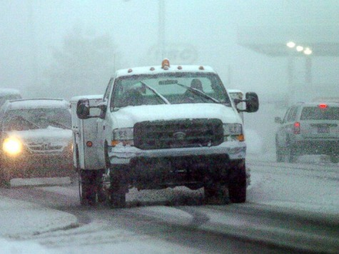Global Cooling: Fall Snowstorm Stalls Northeast