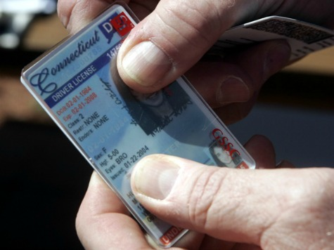 Connecticut Lawmakers Set to Give Illegal Immigrants Driver's Licenses