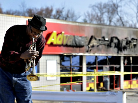 Damaged and Destroyed Ferguson Businesses May Get State, Federal Assistance to Rebuild