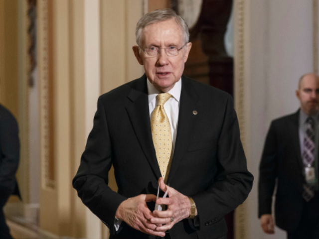 Reid Floats Extending Senate Session: 'We Have A lot To Do'