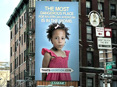 CDC: 78% of Babies Aborted in New York City in 2011 Were Black, Hispanic