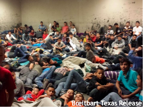 Report: HHS Spent More Than $182 Million for 'Basic Shelter Care' of 2,400 Illegal Immigrant Minors