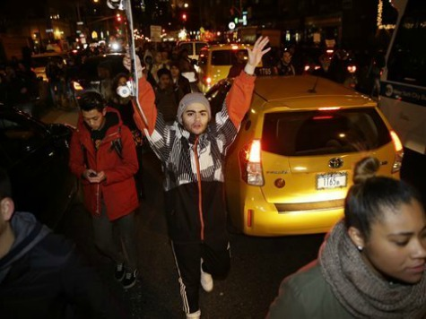 Protests Spread Across Country After Non-Indictment in Garner Death