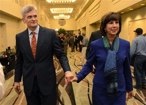 Democratic Louisiana Sen. Mary Landrieu Defeated