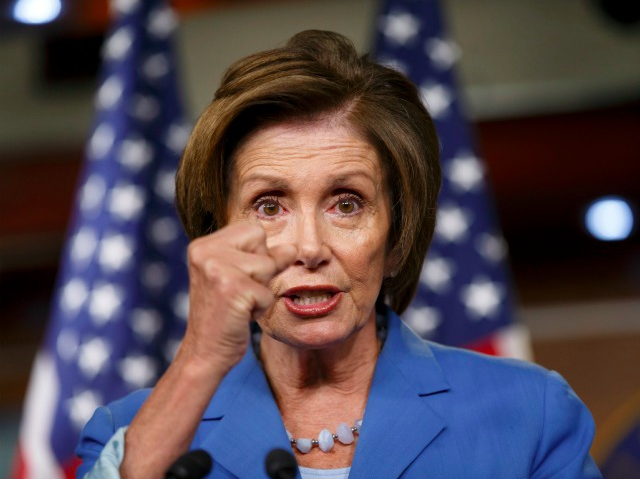 Pelosi Voices Concerns with Omnibus Package