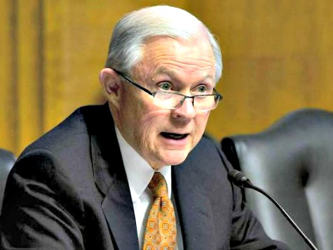 Jeff Sessions: Funding Exec Amnesty Helps DC, Wall St. 'Super Elites' Realize 'Dream of a World Without Borders'