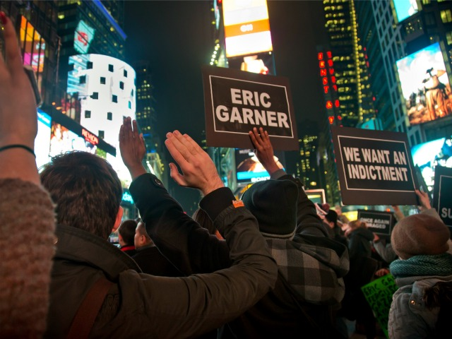 NY Professor Arrested for Assaulting Cops at Eric Garner Protest March