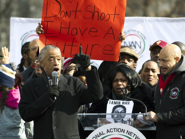 Grassroots Activists Blast 'Corporate' Sharpton for VIP Sections at DC Rally